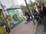 graffitimundo runs informative, relaxed walking tours twice a week